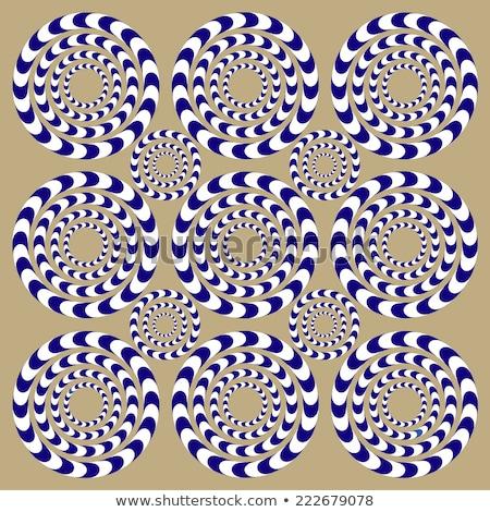 Круги · аннотация · дизайна · геометрический - Сток-фото © valkos