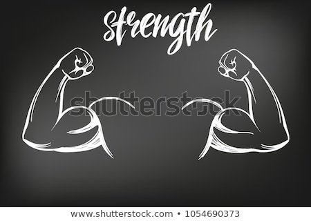 Strong arm Stock photo © Yuriy