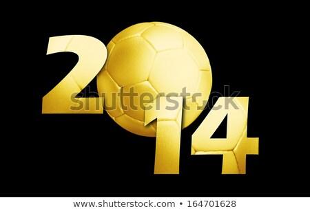 football year of 2014 stock photo © bbbar