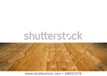 fir planks isolated veranda Stock photo © taviphoto