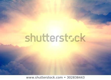 Faith Shines Through Stock photo © 3mc