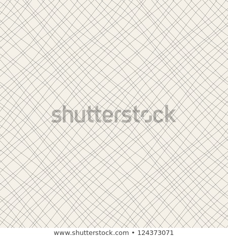 Seamless pattern lines with curve, grate vector background Stock photo © Kheat