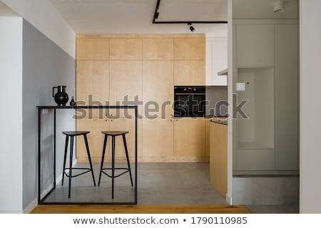 Tall cupboard stock photo © c-foto