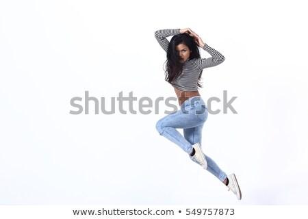 Dance · танцовщицы · отпуск · красивой · азиатских - Сток-фото © adrenalina