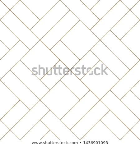 Rechthoekig meetkundig eps 10 muur Stockfoto © kali