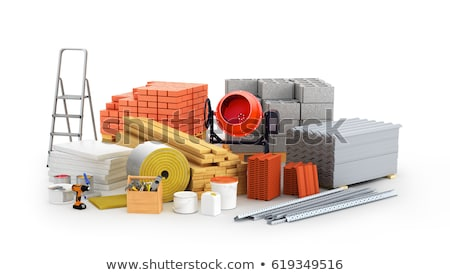 Stock photo: Building material