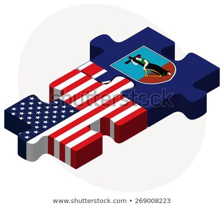USA · britannico · bandiere · stelle - foto d'archivio © istanbul2009