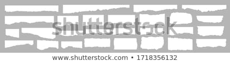 rollen · gat · papier · abstract · frame · ruimte - stockfoto © paha_l