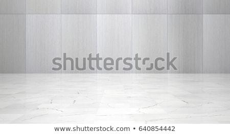 tiles marble floor background stock photo © zeffss