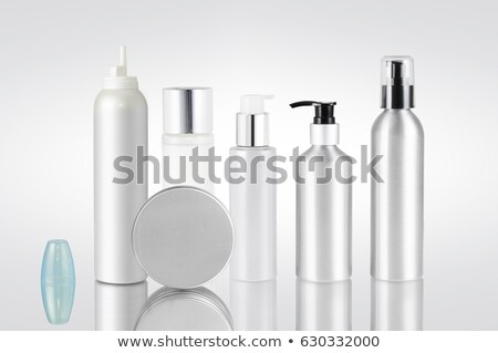 A pump-style bottle Stock photo © bluering