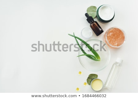 Natural Skincare and Spa Products Stock photo © marilyna