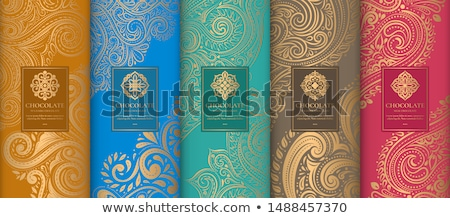 elegante · invitación · de · la · boda · plantilla · de · diseño · tarjeta · guardar · fecha - foto stock © sarts