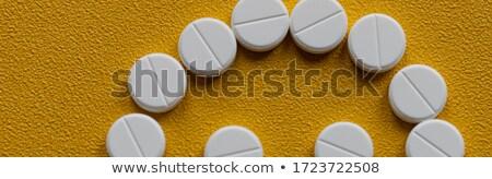 Medicines collection, colorful bright medicine concept Stock photo © JanPietruszka