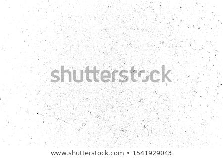 Branco pintar textura do grunge áspero superfície metálica Foto stock © stevanovicigor