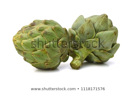 artichoke stock photo © tycoon