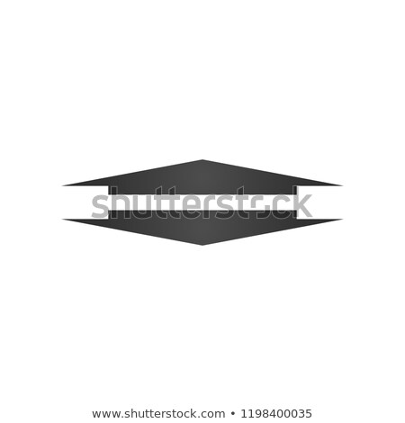 geniş · yukarı · aşağı · ok · ikon - stok fotoğraf © kyryloff