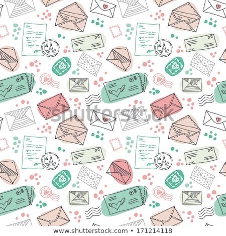 iconos · oficina · establecer · vector · eps - foto stock © robuart