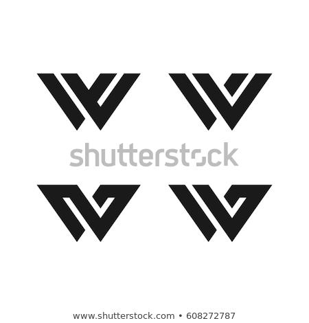 List w symbol wektora projektu podpisania godło Zdjęcia stock © blaskorizov