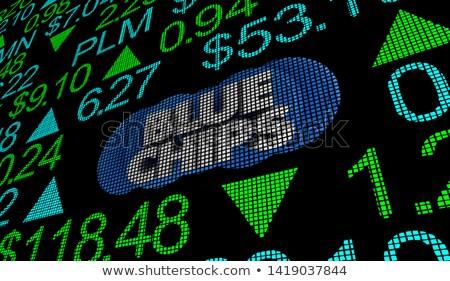 processzor · foglalat · alaplap · kék · üres · processzor - stock fotó © ruslanomega
