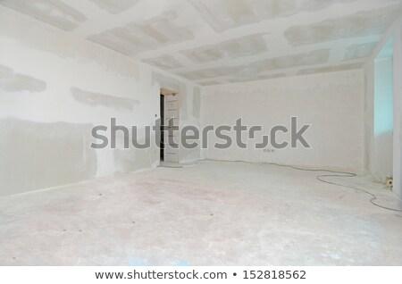 Home Reconstructuion Stock photo © sarkao