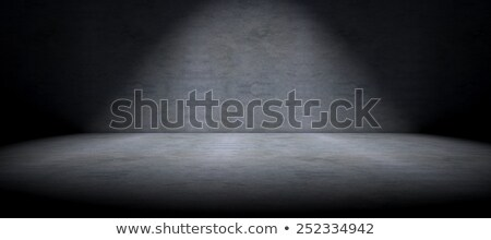 Cement floor background and spot light Stock photo © carloscastilla