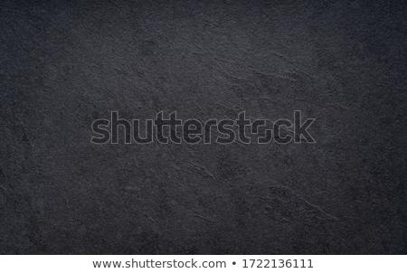 Dark slate texture Stock photo © andreasberheide