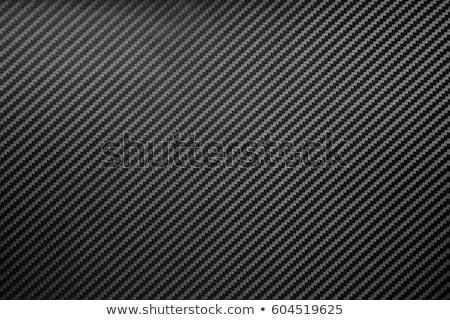 black fiber background Stock photo © magann