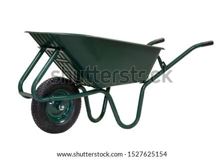 Foto stock: Green Wheel