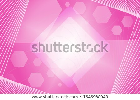 abstract colorful wave based business card template Stock photo © pathakdesigner