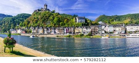 Rhine River Stock photo © ribeiroantonio