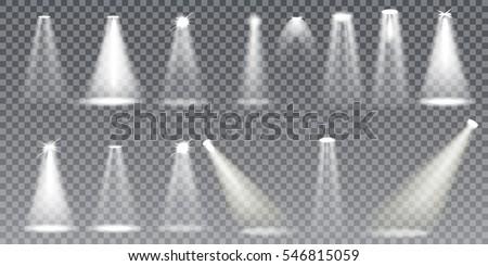 Stage Lights Stock photo © ThreeArt