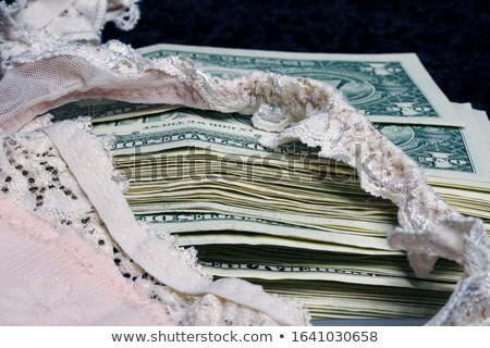 lacy pink panties Stock photo © RuslanOmega