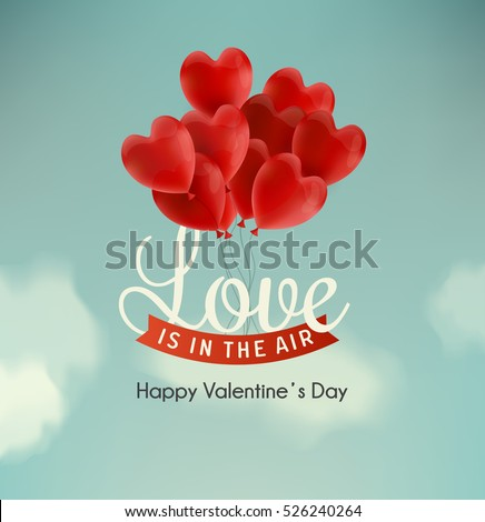 Valentine's day retro cards Stock photo © SelenaMay