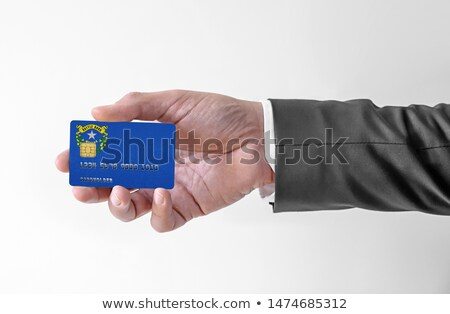 buying with credit card in us state of nevada Stock photo © vepar5