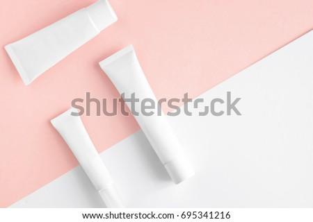 косметических · трубка · изолированный · белый · медицинской · тело - Сток-фото © shutswis