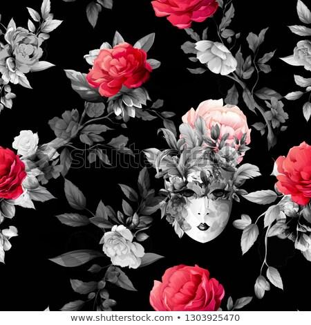 abstract bright flower Stock photo © blackmoon979