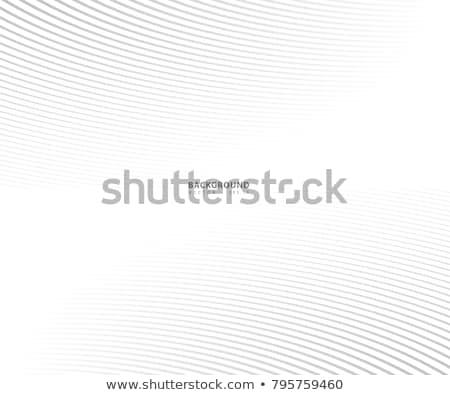 Zarif en az dalgalı diyagonal model Stok fotoğraf © SArts