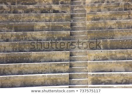 amphitheatre stone stairs Stock photo © sirylok