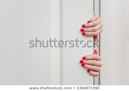 двери человека женщину танцы танго см. Сток-фото © blanaru