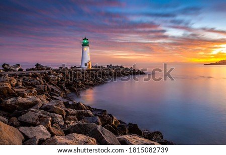 lighthouse stock photo © cteconsulting