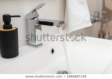 Wash stand Stock photo © zzve