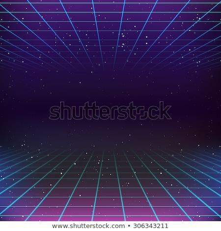 Abstract vintage spel achtergrond baksteen concept Stockfoto © Myvector