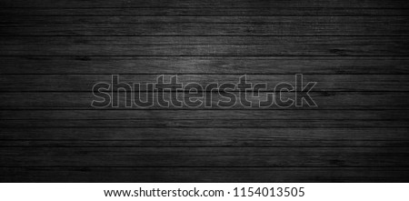 Black Wood Background Stock photo © limbi007