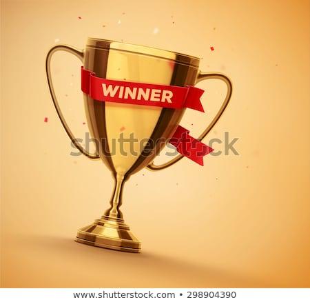 Foto d'archivio: Trofeo · coppe · nastri · argento · bronzo