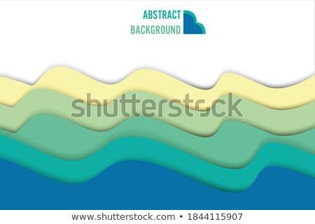 минимальный волна Тени фон движения Сток-фото © SArts