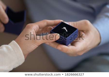 Groom giving a presentation. Stock photo © RAStudio