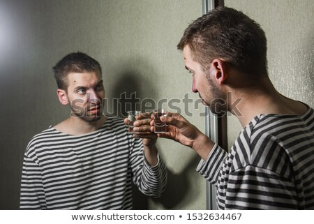 セット 真ん中 男性 活発な ストックフォト © toyotoyo