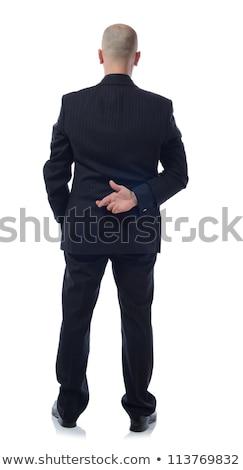homem · prisão · mãos · depressão · desespero - foto stock © nito