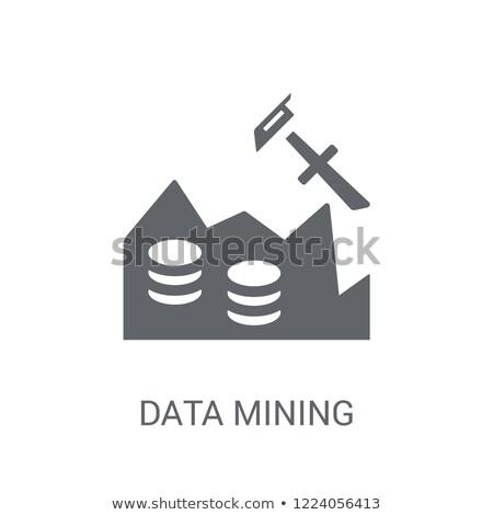 Big data storage and use vector concept metaphors Stock photo © RAStudio