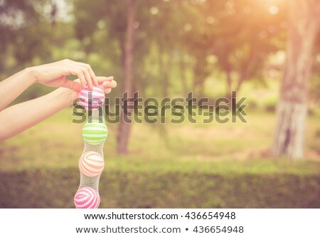 Young boy playing with colourful shapes Stock photo © photography33